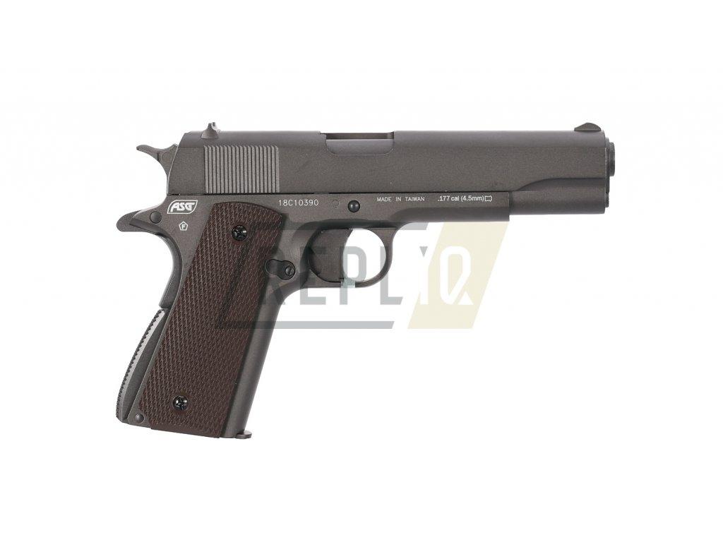 Vzduchová pistole ASG Dan Wesson Valor 1911 4,5mm