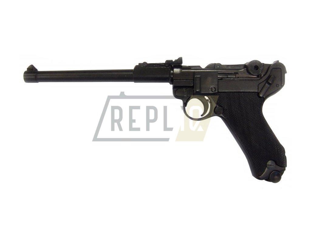 Pistole Luger P.08 - Německo 1917