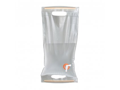 Vak na vodu závěsný ROLL-UP s ventilem 10 litrů