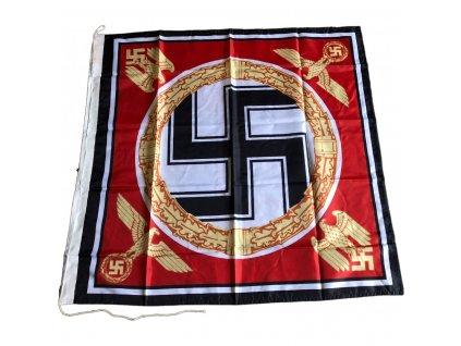 flag leibstandarte adolf hitler