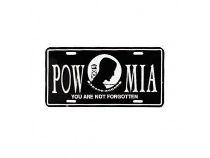 Cedule na auto POW/MIA