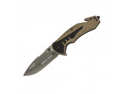 Nůž zavírací 18318 s hladkým ostřím DESERT