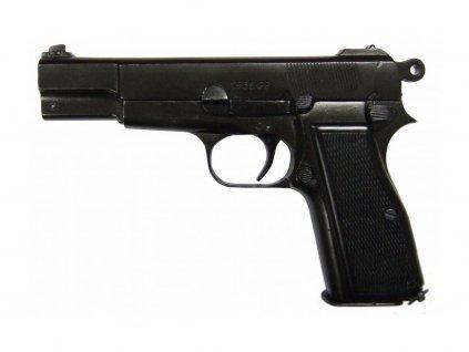 Pistole Browning HP 35 - Belgie 1935