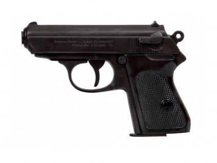 Německá pistole Waffen - SSPPK 1929