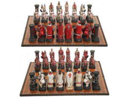 Šachové figurky Rytířský turnaj