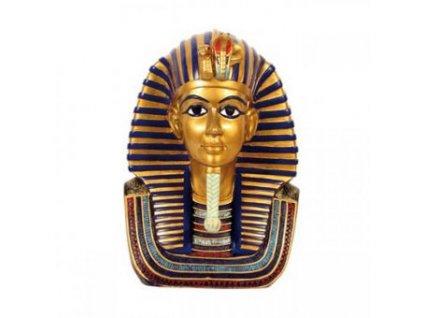 Busta Tutanchamon, 17 cm