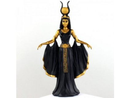 Kleopatra egyptská královna, soška