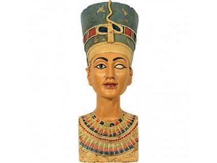 Soška Nefertiti, 22 cm
