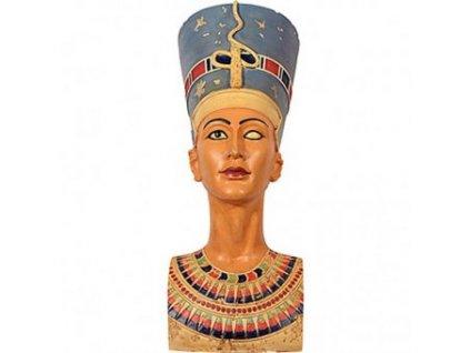 Soška Nefertiti, 51cm