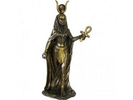Egyptská bohyně lásky a ochránkyně žen