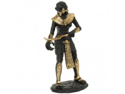 Mumie Faraona soška