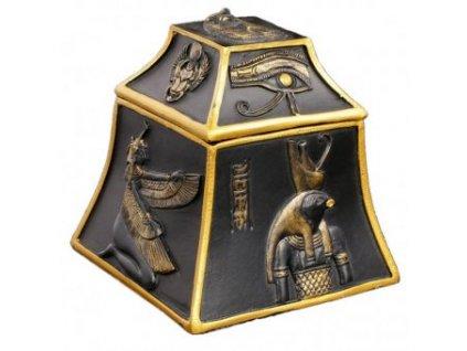 Egyptská truhlička