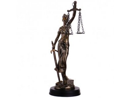 Soška Justice 25cm
