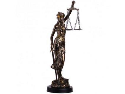 Soška Justice 37cm