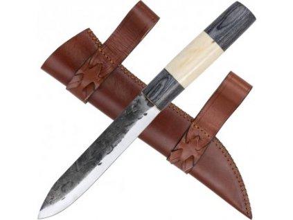 Sax nůž akát a kost