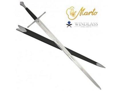 Dlouhý meč klasický Zachariáš