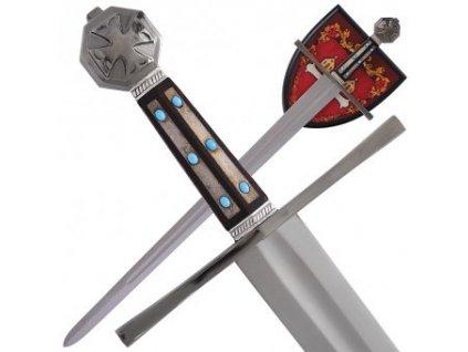 Meč z filmu Robina Hood, oficiální replika