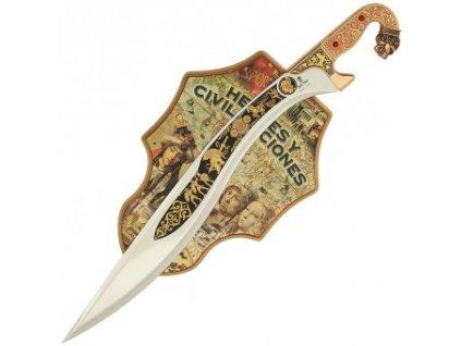 Meč Alexander Veliký, limitovaná edice