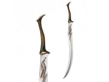 Meč armády elfů z Temného hvozdu - Hobbit