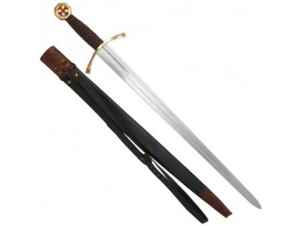 Templářský meč Gui de Foresta