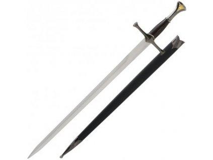 Elfský meč s pochvou