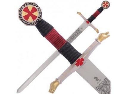 Meč Knights Of Heaven, velikost Kadet 75 cm