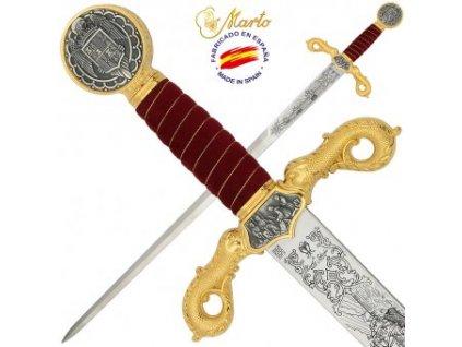 Meč Kryštof Kolumbus