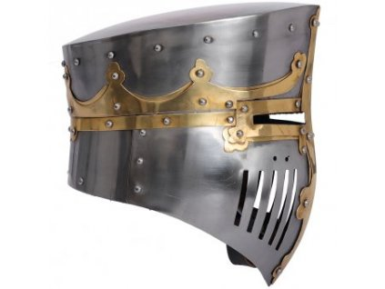 Hrncová helma Kastilie, 13 stol