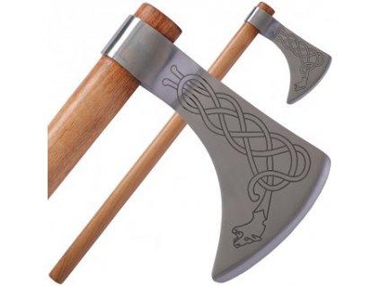 Vikingská sekera Nidhöggr