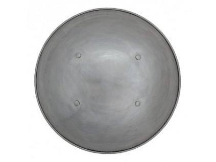 Kruhový štít klenutý