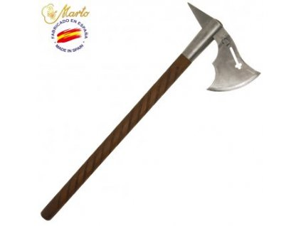 Středověká bitevní sekera lukostřelců