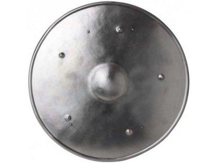 Kruhový železný štít