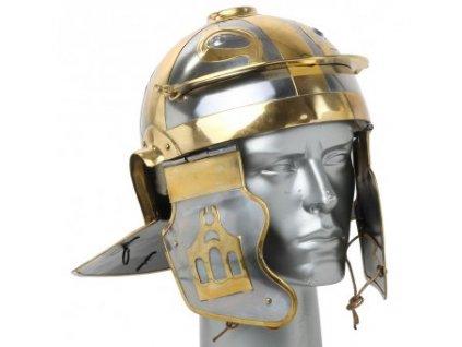 """Imperiální Italická přilba """"D"""" typ Krefeld, 2 stol.n.l."""