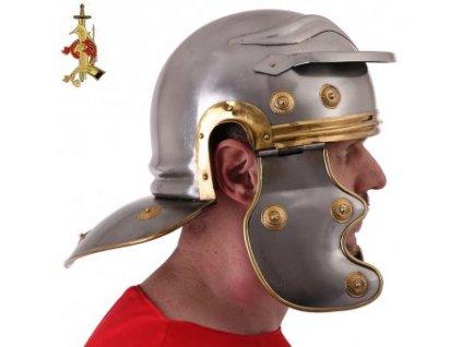 Římská legionářská helma Galea