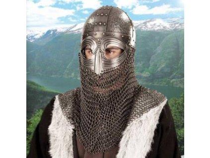 Vikinská helma Vendelské období
