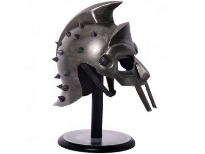 Gladiátorská helma Španěl Maximus