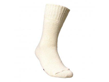 Ponožky NORWEGIAN ARMY BÍLÉ