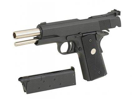 M1911A1 R29, blowback, celokov - černá