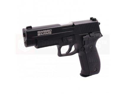 SIG P226, celokov, blowback