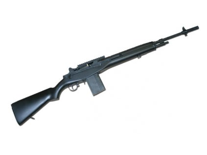 M14 černá (kovový mechabox) CM032