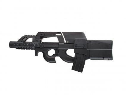 P90 RIS s tlumičem a zásobníkem na 1500ran (CM060H)