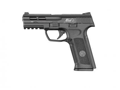 XAE pistol Blowback - černá