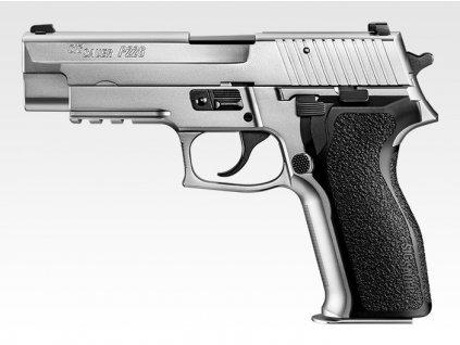 Sig Sauer P226 E2, stříbrný/chrom, GBB