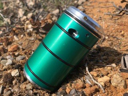 Airsoftový granát Epsilon, zelený