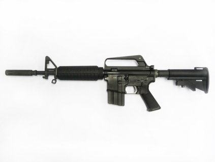 XM177 (blowback) - open bolt