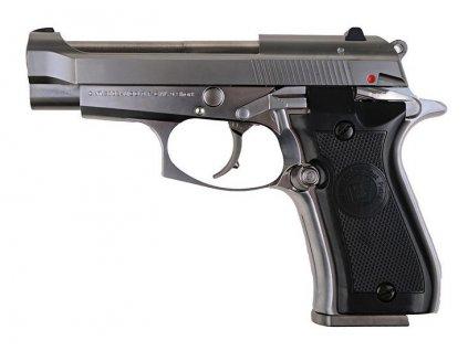 WE Cheetah M84 (Mini 92), blowback, celokov - stříbrný