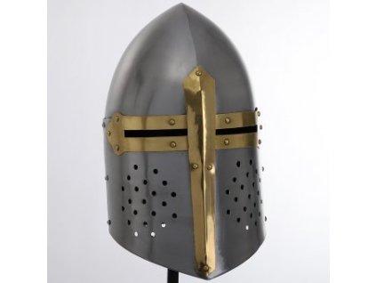 Anglická Hrncovka s kónickým zvonem, zv. Cukrová homole