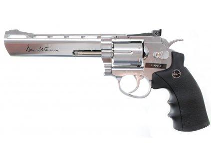 """Vzduchový revolver ASG Dan Wesson 6"""" 4,5mm"""