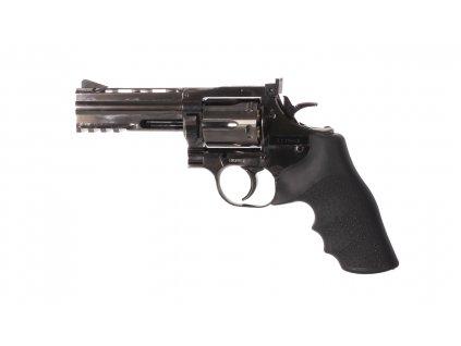 "Vzduchový revolver ASG Dan Wesson 715 4"" gray broky"