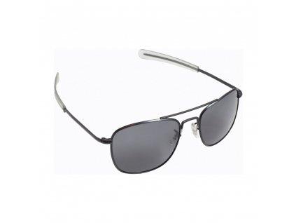 Brýle sluneční polarizované HUMVEE 52 mm ČERNÉ